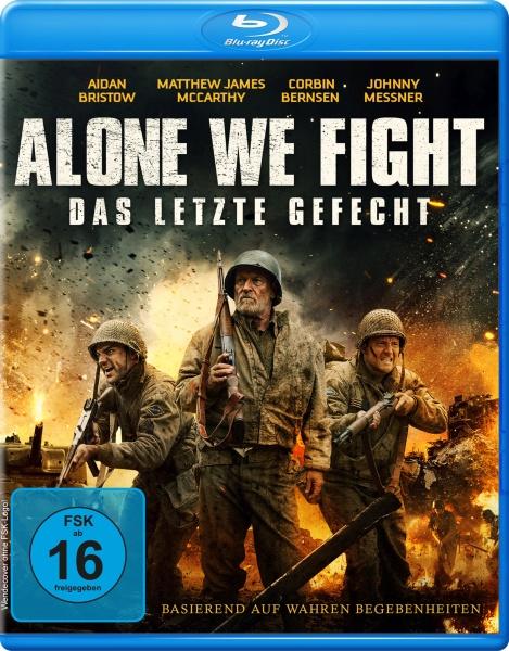 Alone We Fight - Das letzte Gefecht (Blu-ray)