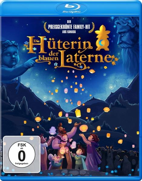 Die Hüterin der blauen Laterne (Blu-ray)