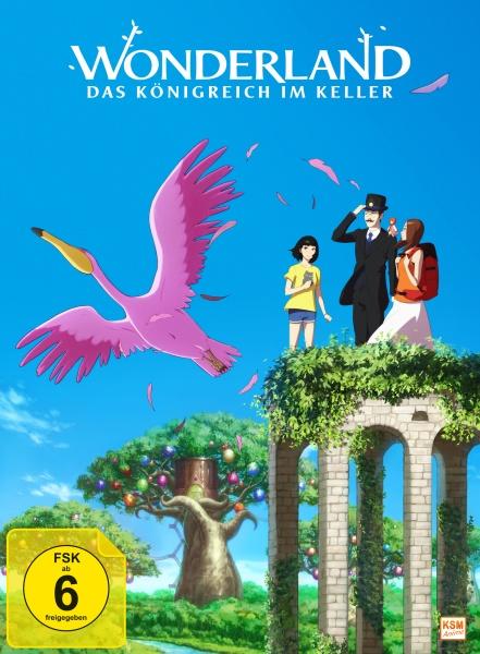 Wonderland - Das Königreich im Keller (DVD)