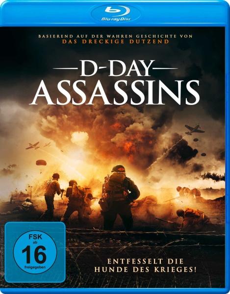 D-Day Assassins (Blu-ray)