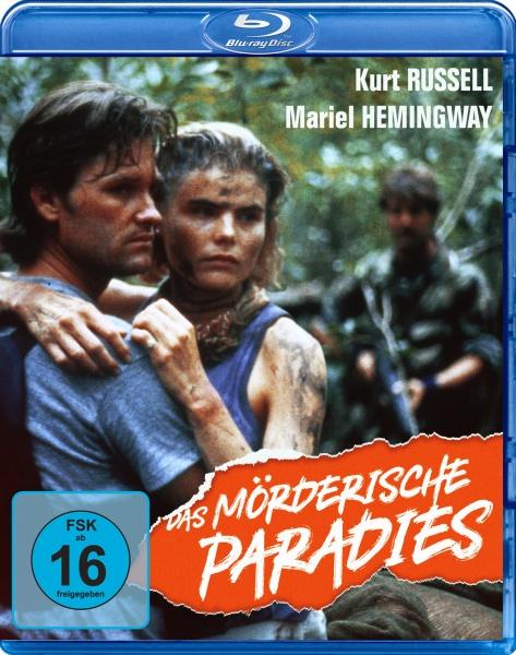 Ein mörderisches Paradies (Blu-ray)