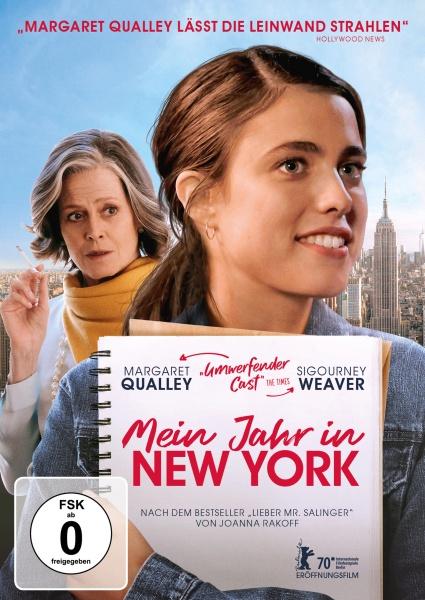 Mein Jahr in New York (DVD)