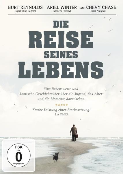 Die Reise seines Lebens (DVD)