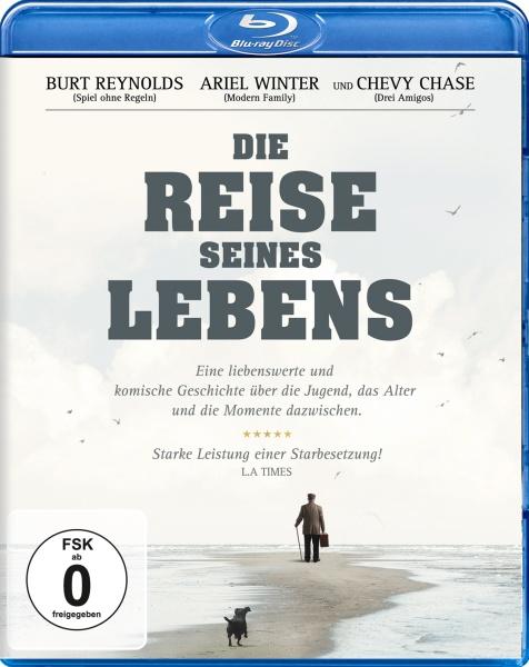 Die Reise seines Lebens (Blu-ray)