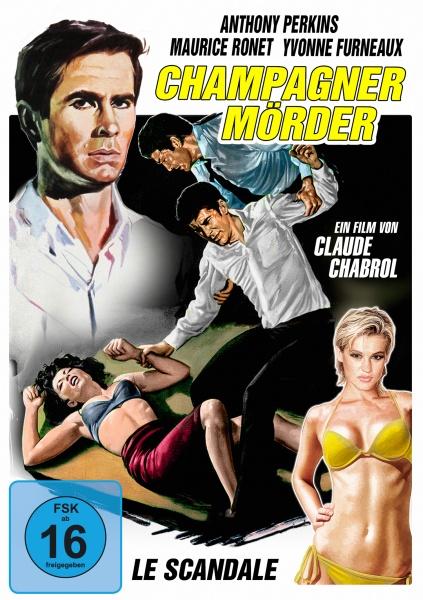 Champagner Mörder (Le Scandal) (DVD)
