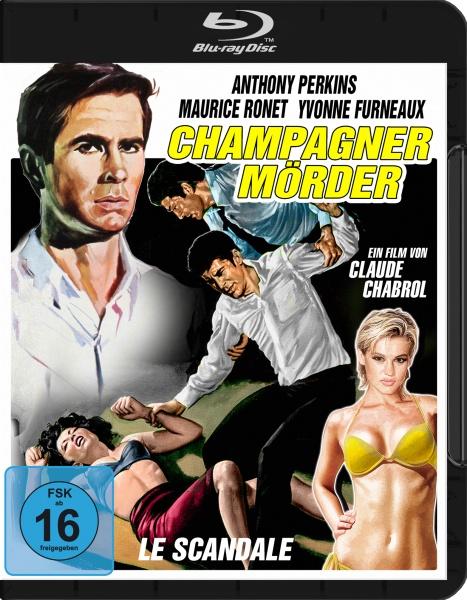 Champagner Mörder (Le Scandal) (Blu-ray)