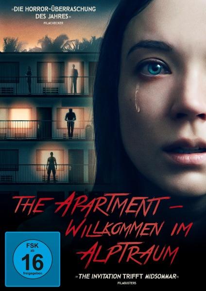 The Apartment - Willkommen im Alptraum (DVD)