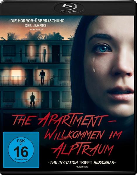 The Apartment - Willkommen im Alptraum (Blu-ray)