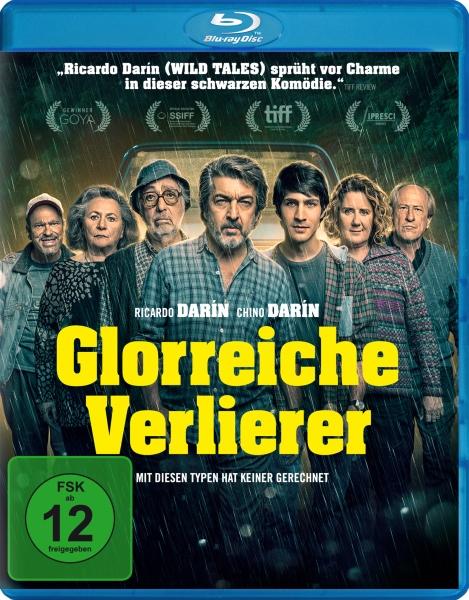 Glorreiche Verlierer (Blu-ray)
