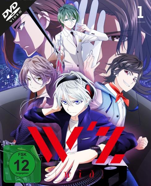 W'z - Vol.1 (Ep. 1-6) (DVD)