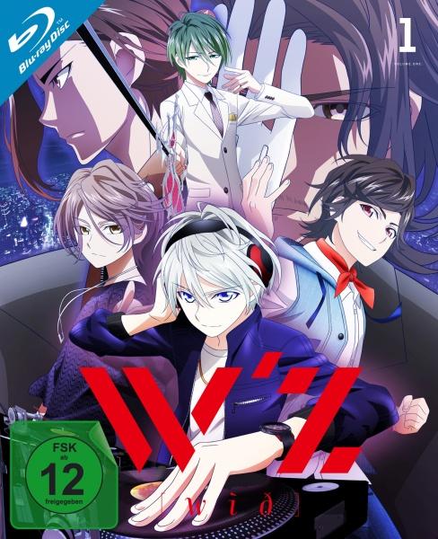 W'z - Vol.1 (Ep. 1-6) (Blu-ray)
