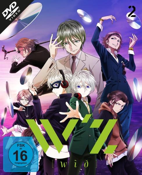 W'z - Vol.2 (Ep. 7-13) (DVD)