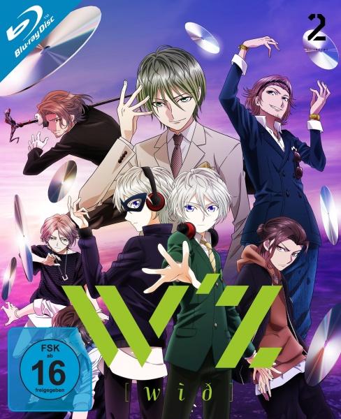W'z - Vol.2 (Ep. 7-13) (Blu-ray)