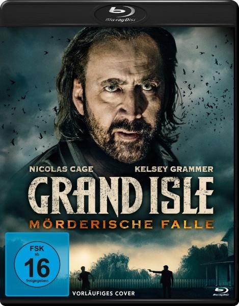 Grand Isle - Mörderische Falle (Blu-ray)