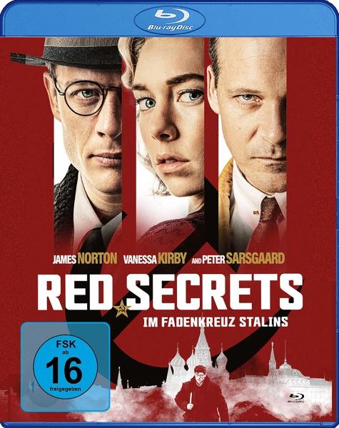 Red Secrets - Im Fadenkreuz Stalins (Blu-ray)