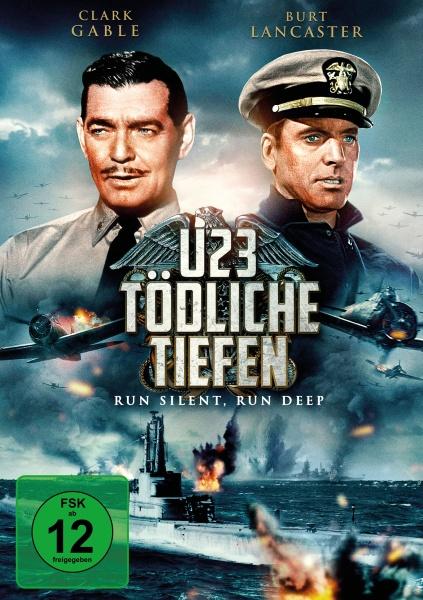U 23 - Tödliche Tiefen (DVD)
