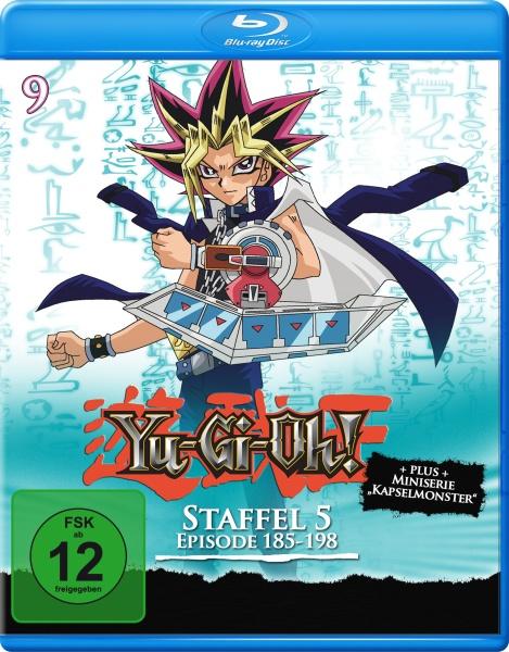 Yu-Gi-Oh! - Staffel 5.1: Episode 185-198 (Blu-ray)