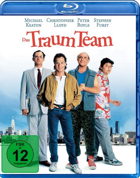 Das Traum-Team (Blu-ray)