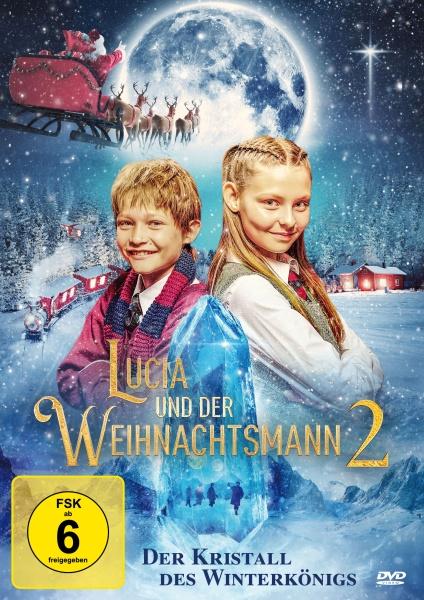 Lucia und der Weihnachtsmann 2 - Der Kristall des Winterkönigs (DVD)