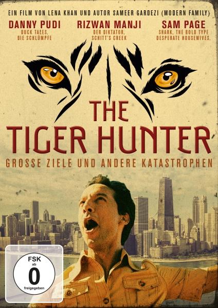 The Tiger Hunter - Große Ziele und andere Katastrophen (DVD)