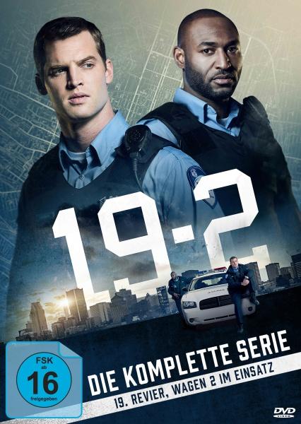 19-2 - Gesamtbox (11 DVDs)