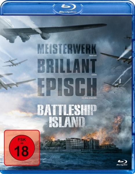 Battleship Island (Blu-ray)