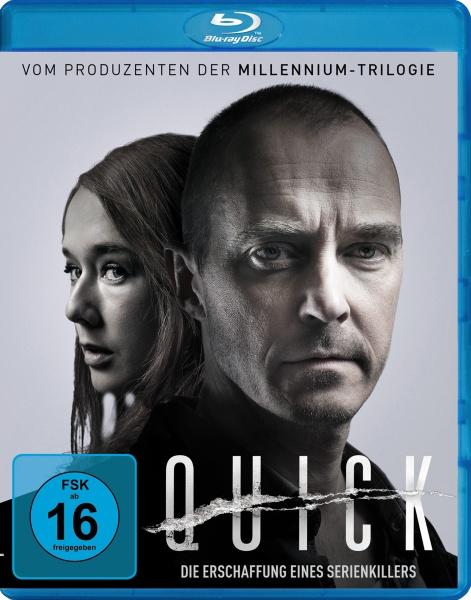 Quick: Die Erschaffung eines Serienkillers (Blu-ray)