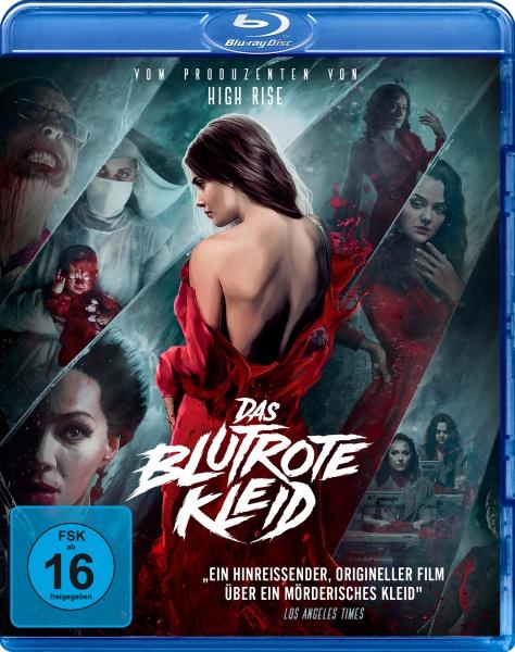 Das blutrote Kleid (Blu-ray)