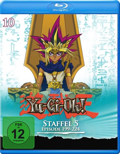 Yu-Gi-Oh! - Staffel 5.2: Episode 199-224 (Blu-ray)
