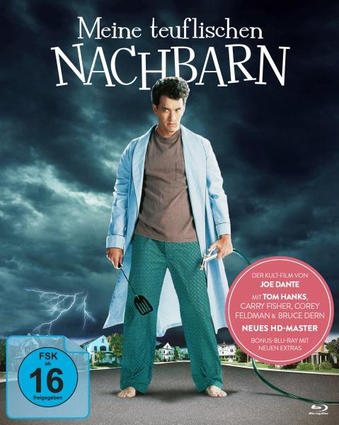 Meine teuflischen Nachbarn (Mediabook, 2 Blu-rays)