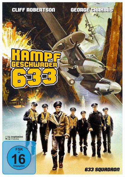 Kampfgeschwader 633 (633 Squadron) (DVD)