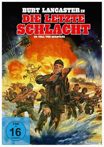 Die letzte Schlacht (Go Tell The Spartans) (1977) (DVD)
