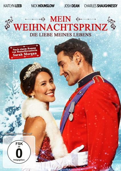 Mein Weihnachtsprinz - Die Liebe meines Lebens (DVD)
