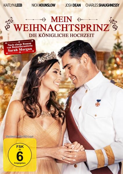 Mein Weihnachtsprinz - Die königliche Hochzeit (DVD)
