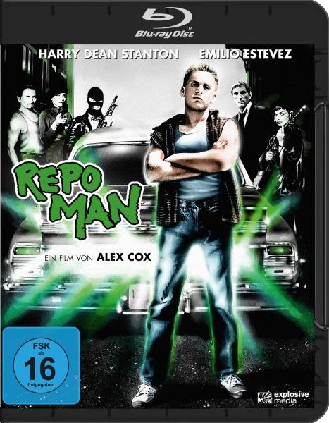 Repo Man (Blu-ray)