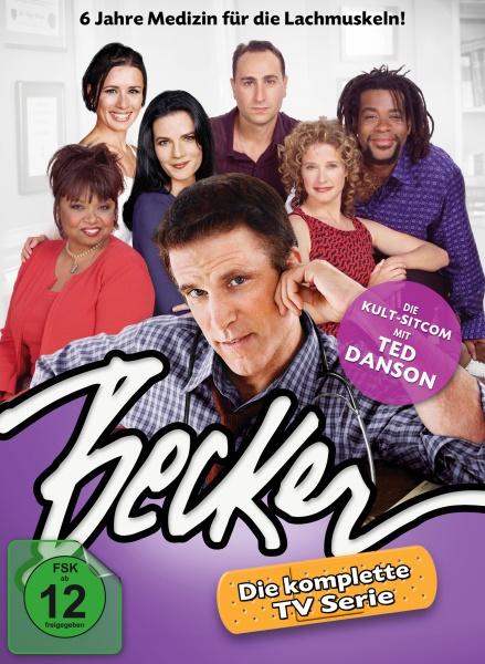 Becker - Gesamtbox (17 DVDs)
