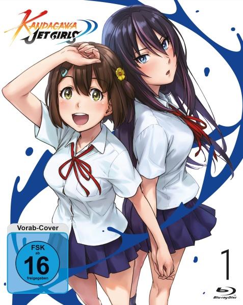 Kandagawa Jet Girls - Vol. 1 (Blu-ray)