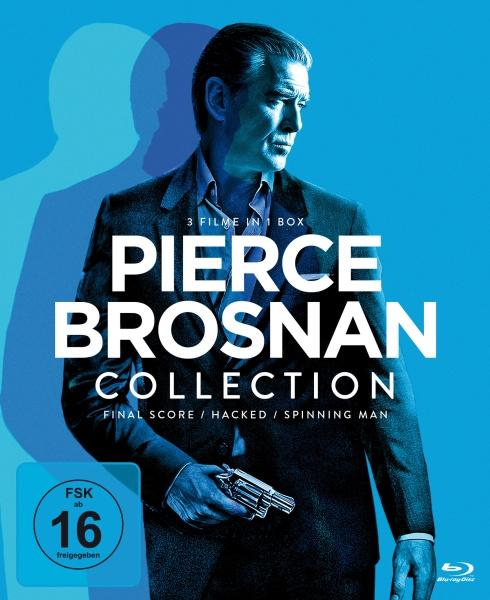 Pierce Brosnan Collection (3 Blu-rays)