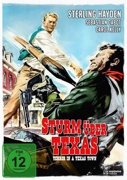 Sturm über Texas (Terror in a Texas Town) (DVD)