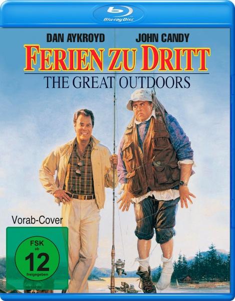 Ferien zu Dritt (Blu-ray)