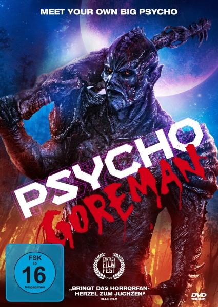 Psycho Goreman (DVD)