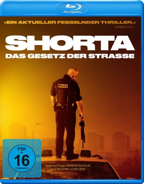 Shorta - Das Gesetz der Straße (Blu-ray)