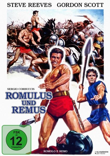 Romulus und Remus (Romolo e Remo) (DVD)