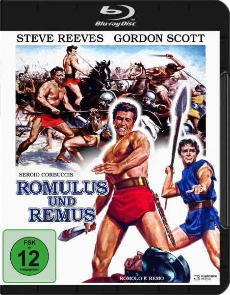 Romulus und Remus (Romolo e Remo) (Blu-ray)