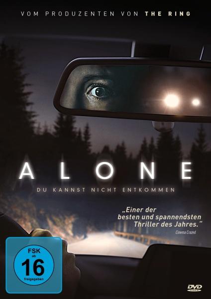 Alone - Du kannst nicht entkommen (DVD)