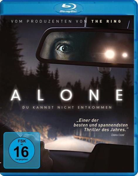 Alone - Du kannst nicht entkommen (Blu-ray)