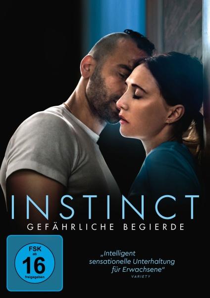 Instinct - Gefährliche Begierde (DVD)