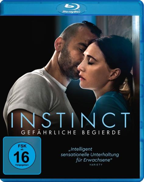 Instinct - Gefährliche Begierde (Blu-ray)