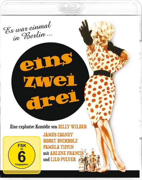 Eins, Zwei, Drei (Blu-ray)