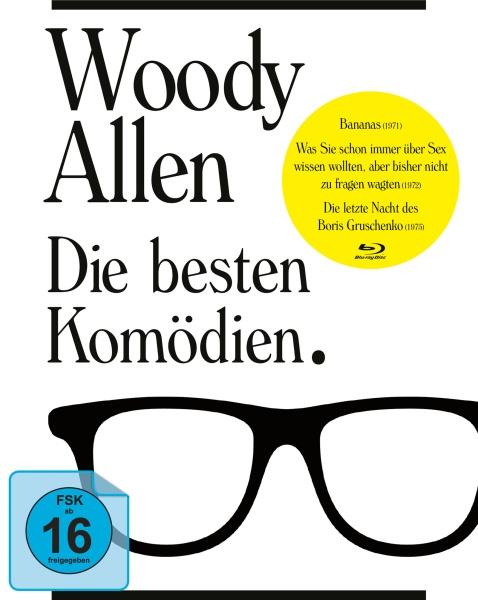 Woody Allen - Die besten Komödien (3 Blu-rays)